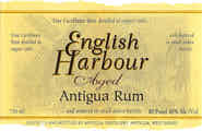 English Harbour Aged Antigua Rum