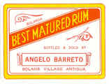 Bolanda Best Matured Rum