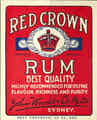 Red Crown Rum