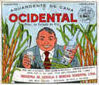 Aguardente de Cana Ocidental