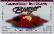 Calypso Berry Breezer