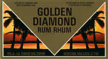 Golden Diamond Rum