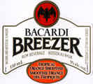 Bacardi Breezer - Tropical Orange Smoothie