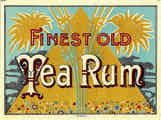 Finest old Tea Rum