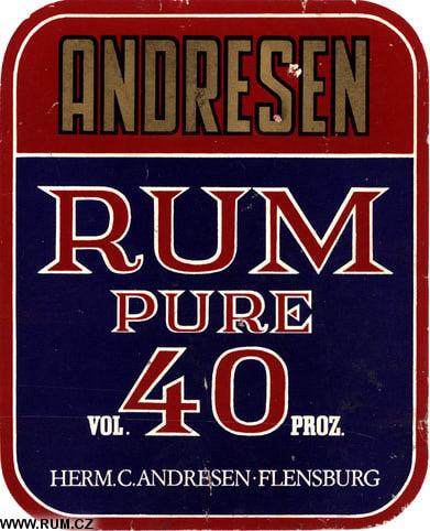 Hansen Rum (Хансен) 1L