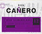 Ron Cañero Sherry Cream Cask Finish