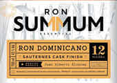Ron Summum Sauternes Cask Finish