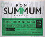 Ron Summum Finished Malt Whisky