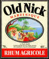 Old Nick Rhum Agricole