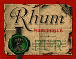 Rhum Martinique - No 557
