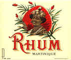 Rhum Martinique - No 596