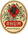Rhum Martinique - No 1147