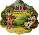 Rhum Authentique Martinique