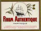 Rhum Authentique