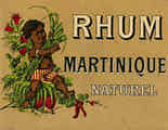 Rhum Martinique Naturel
