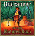 Buccaneer Finest Matured Rum