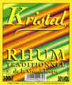 Kristal - Rhum Traditionnel