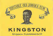 Veritable Old Jamaica Rum