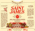 Rhum Blanc Agricole Saint James