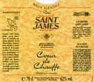 Rhum Agricole Saint James