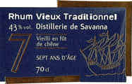 Rhum Vieus Traditionnel