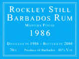 Rockley Still 1986 Barbados