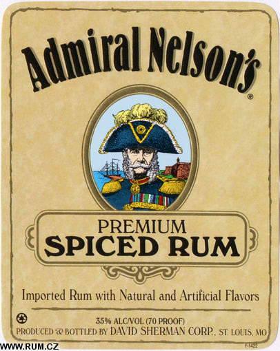 Peters Rum Labels