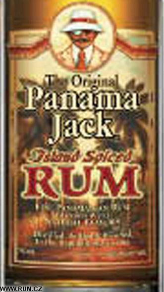Panama Jack Island Ed Rum