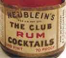 The Club Rum Cocktail