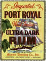 Port Royal Ultra Dark Rum
