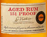 Cruzan Aged Rum 151 Proof